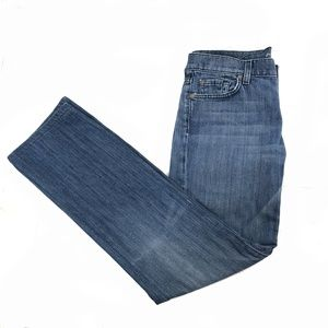 7 for all mankind Jeans Dojo Size 27